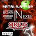 BORN IN EXILE Y SIRIUS EN EL ROCK AND APPLES DE CALELLA