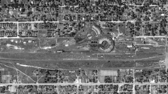 1938 Beardstown Railroad Yard