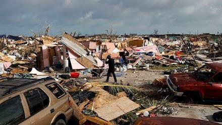 Στους 43 οι νεκροί από τον φονικό τυφώνα Ντόριαν που έπληξε τις Μπαχάμες