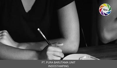Informasi lowongan kerja Kudus tahun 2021 Februari terbaru di PT. Pura Barutama Unit Indostamping untuk posisi