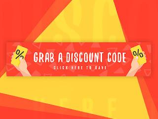 Grab a discount