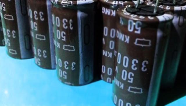 Mengetahui Fungsi Elektrolit Condensator (Elco) Lebih Lengkapnya