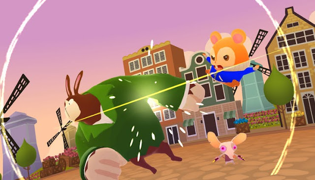 Hamsterdam Free Download PC Game Cracked in Direct Link and Torrent. Hamsterdam – An arcade brawler where you become the Hamster-fu master to save the town of Hamsterdam. Will you be the hero your town needs? Will you defeat the whisker twister in…