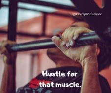 Fitness Captions
