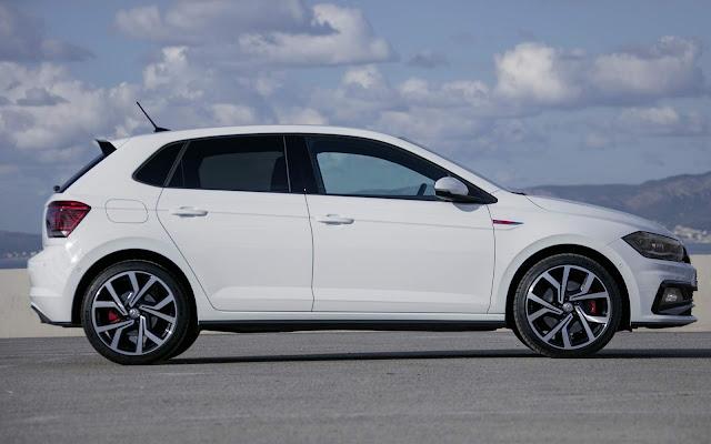 Novo VW Polo GTI 2018 - Branco