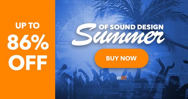 vst summer plugin deals 2020