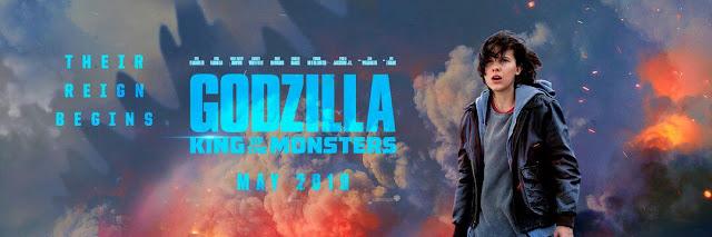 """Trailer de """"Godzilla II: rey de los monstruos"""""""