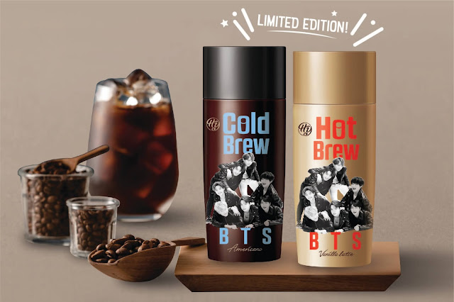 7-Eleven Knows You've Got Taste With New BTS HY Coffee Range
