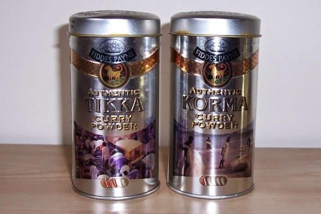 Tikka curry powder