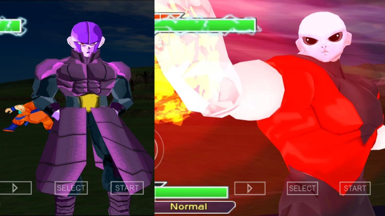 Dragon Ball Super Jiren Vs Hit Time Attack