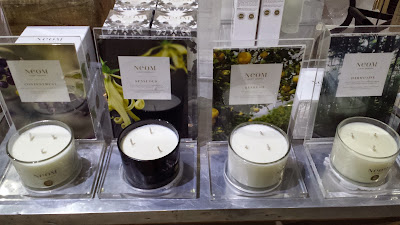 Neom Organic Treatment Candles in PureSource Barbados www.modenmakeup.com