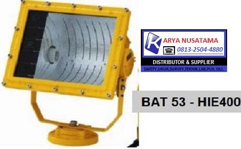 Jual Lampu Explo Flood Light Lamp BAT 53- HIE400 di Batam