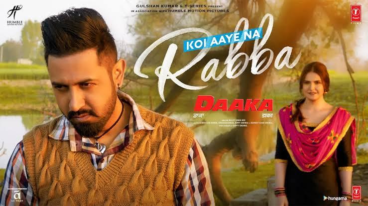 Koi Aaye Na Rabba Lyrics, Sung By B Praak.