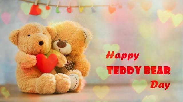 Happy Teddy Day and Valentine's Week Friendslyrics