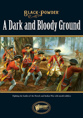 Dark and Bloody Ground, Black Powder supplement