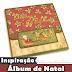 Mini álbum de Natal   Inspiração