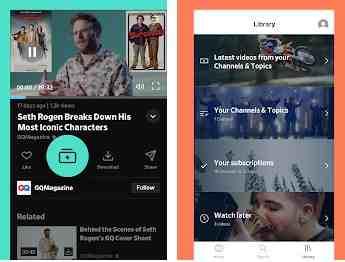 Aplikasi Nonton Video Selain Youtube Streaming Online Area Fokus