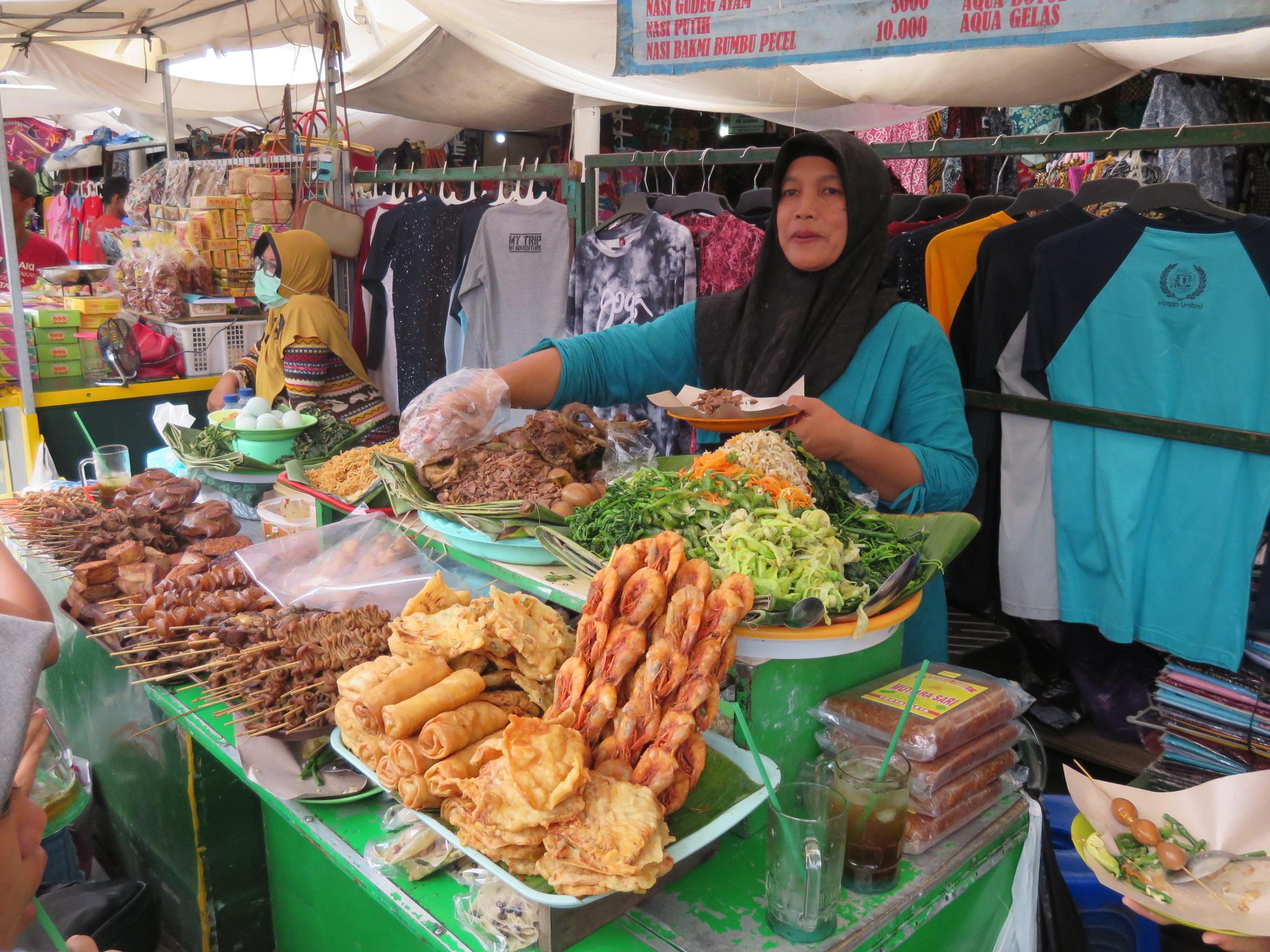 Nasi Campur indonesien