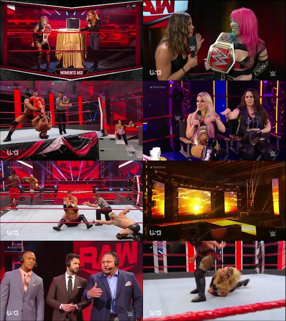 WWE Monday Night Raw 11 May 2020 720p HDTV