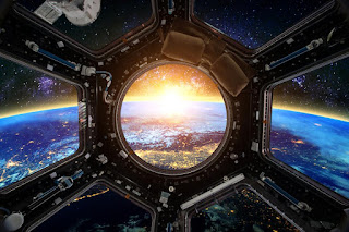 Space travel and liver transplant