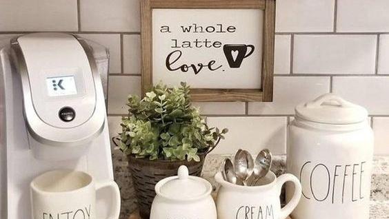 Cantinho do Café - Inspirações e Dicas