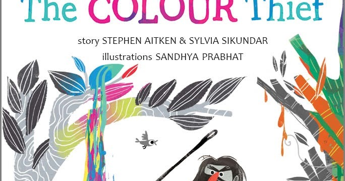 Tulika Publishers: The Colour Thief is here! Q and A with