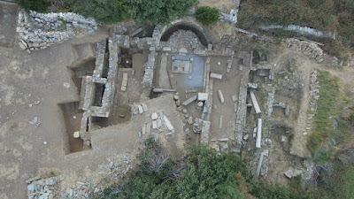 Παλαιόπολη Άνδρου: 14 αιώνες ιστορίας