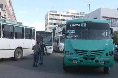 Podrían suspender el servicio de camiones a las 20:00 horas, señalan inseguridad