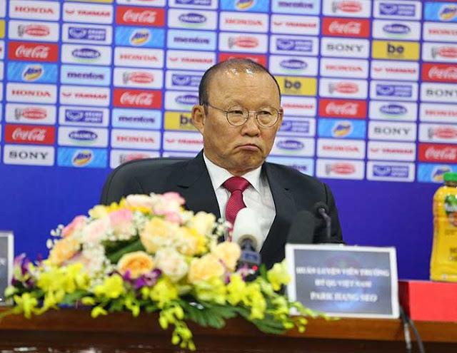 Họp báo gia hạn hợp đồng HLV Park Hang Seo: Đặt tham vọng lớn cho ĐT Việt Nam 4