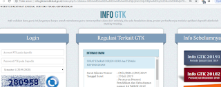 info gtk versi 2019.1.1