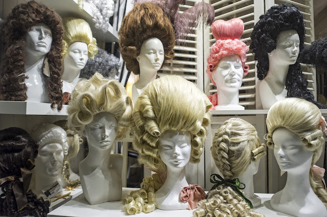Small History - Synthetic Hair Wigs