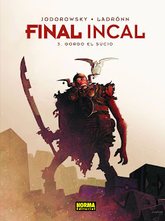 Final Incal Vol 3