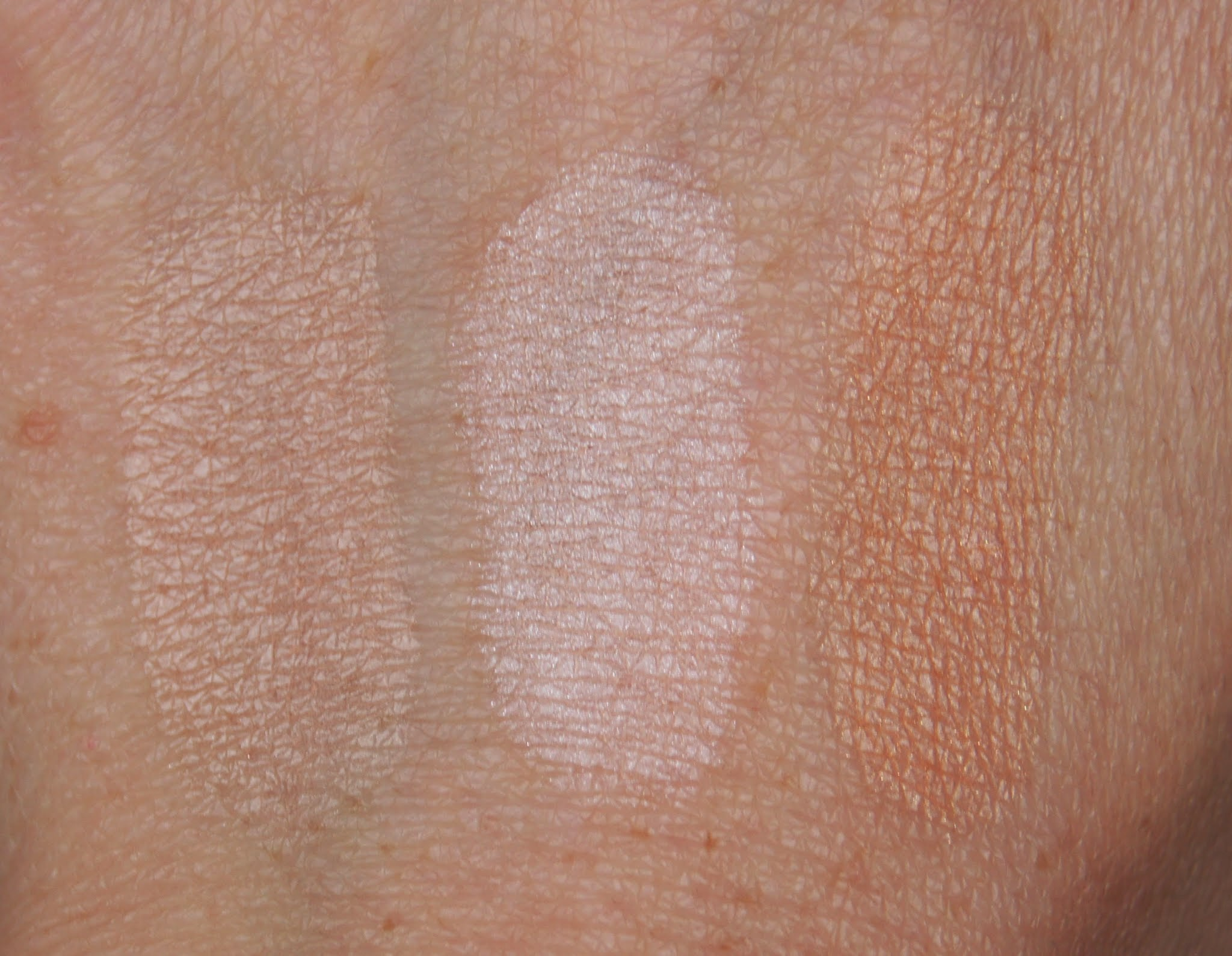 hourglass ambient lighting palette swatches dim light incandescent light radiant light