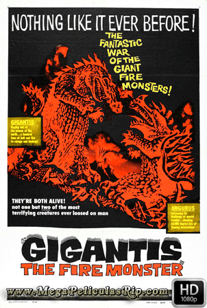 Gigantis, El Monstruo De Fuego [1080p] [Castellano-Japones] [MEGA]