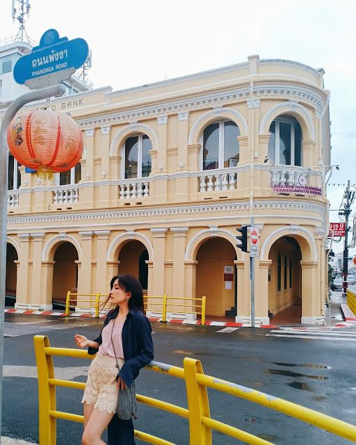 Thailand phuket malaysian travel blogger asia cestlajez
