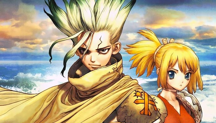 Download Opening-Ending Anime Dr. Stone - Batch