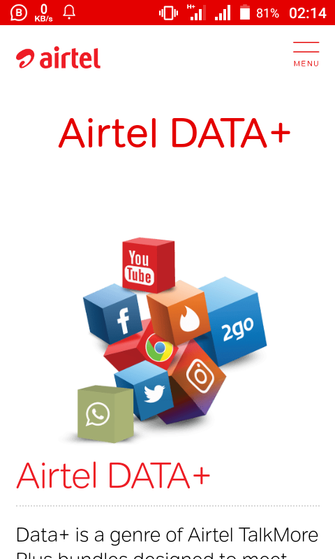Airtel Free Browsing Cheat via HTTP Injector | 2019