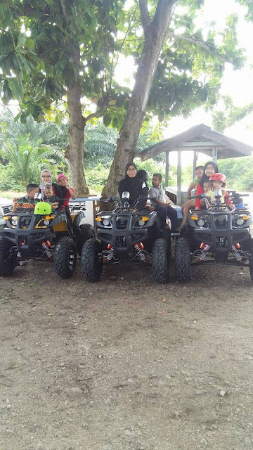 ATV Tanjung Kepah Lekir || Adni Suite Homestay 3