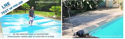 bache a bulle piscine hors sol