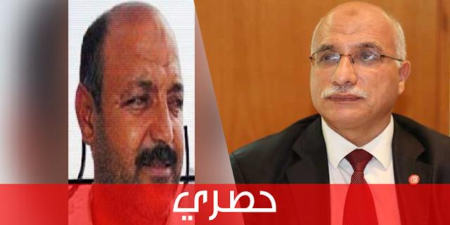 التنظيم السري للنهضة.. الهاروني يؤكد: مصطفى خضر له قرابة عائلية براشد العنوشي !