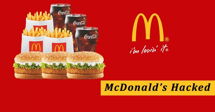 McDonald's Hacked