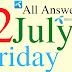 Telenor Quiz Today | 02 July 2021 | My Telenor App Today Questions and Answers | Test your Skills