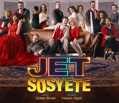 مسلسل الطبقة الراقية Jet Sosyete