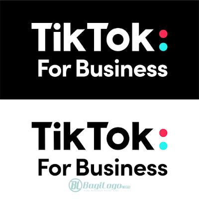 TikTok for Business Logo Vector