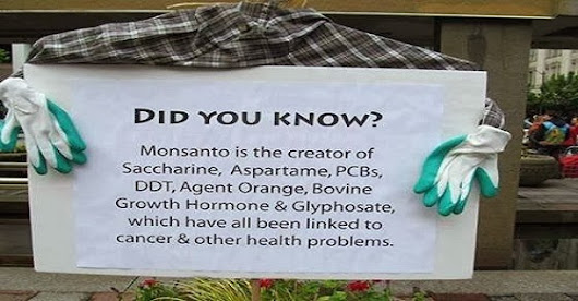 Monsanto's Chemical Weapon & Your Food