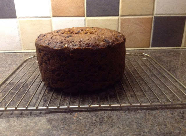 Jan's Christmas Cake