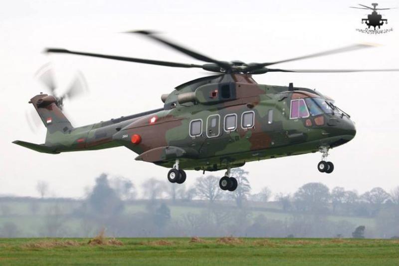 AgustaWestland, AW101 MK 4