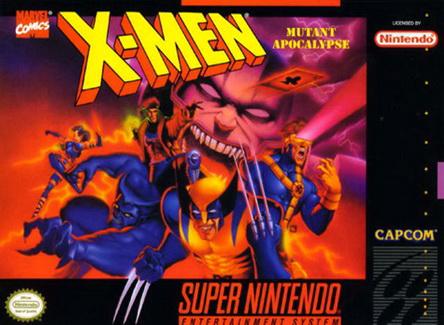 X-Men: Mutant Apocalypse - Portada
