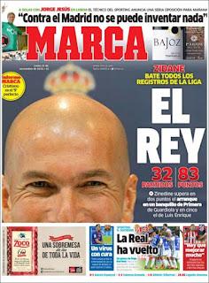 portada Marca prensa deportiva 21 11 2016