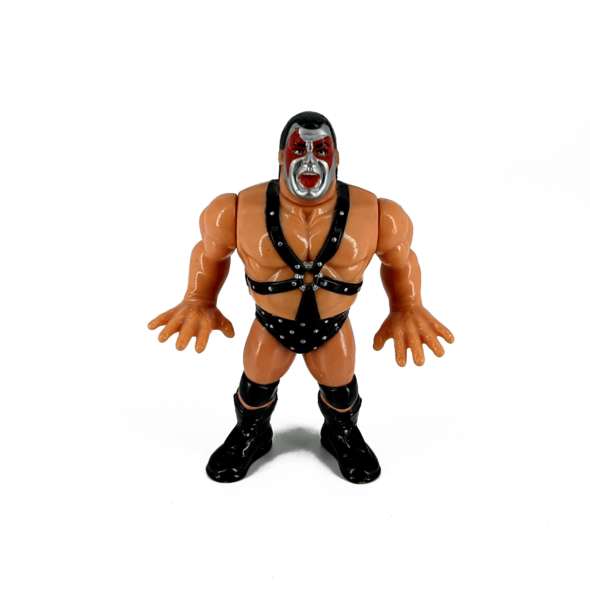 Figuras Pressing Catch WWF Ax (Demolition)